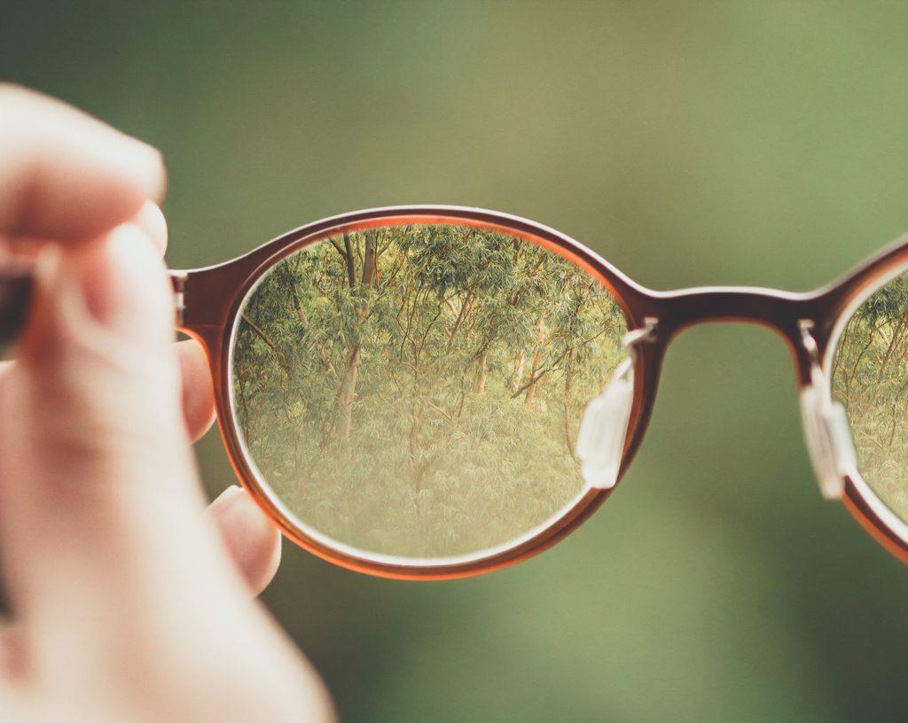 תלוי איזה משקפיים יש לכם כיום על העולם